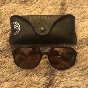 Ray Ban chromance brand new sunglasses!